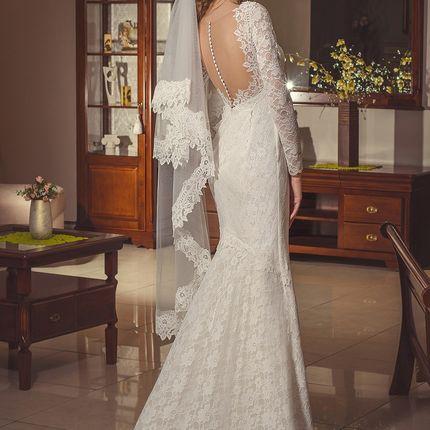 Свадебное платье, мод. 1474