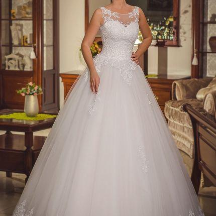Свадебное платье, мод. 1491