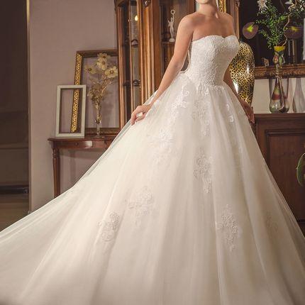 Свадебное платье, мод. 1494