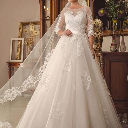 Свадебное платье, мод. 1500