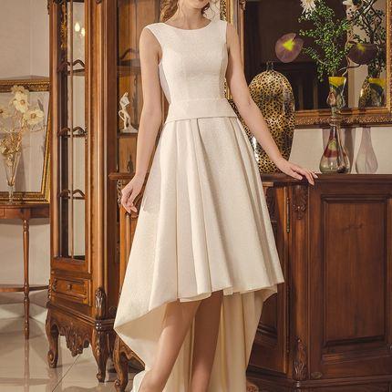 Свадебное платье, мод. 1502