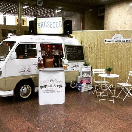 Prosecco фургон в аренду