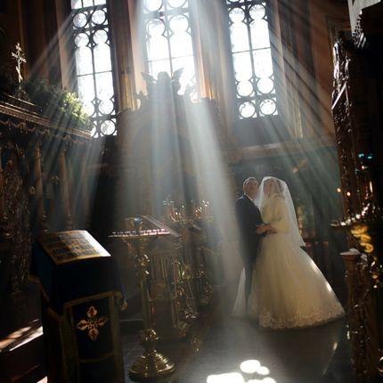 Свадебная фотосъёмка дня