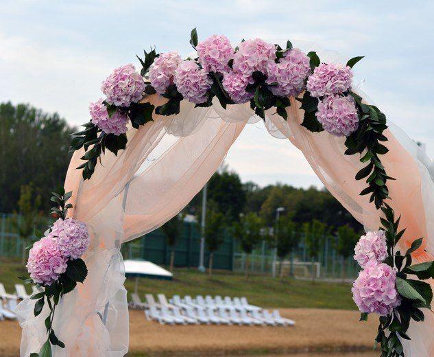 Фото 10487308 в коллекции Оформление арки - Мастерская флористики Wedding planner