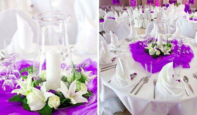 Фото 10487330 в коллекции Оформление стола гостей - Мастерская флористики Wedding planner