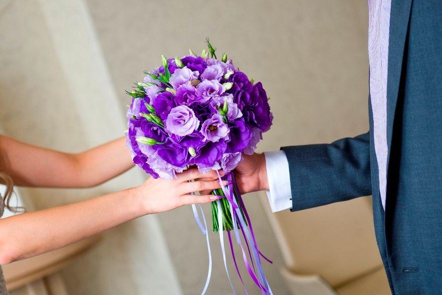 Фото 10487392 в коллекции Букет невесты - Мастерская флористики Wedding planner