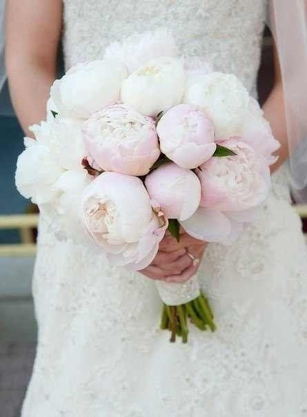 """Фото 1152711 в коллекции букет невесты - Студия флористики и дизайна """"Kiss"""""""