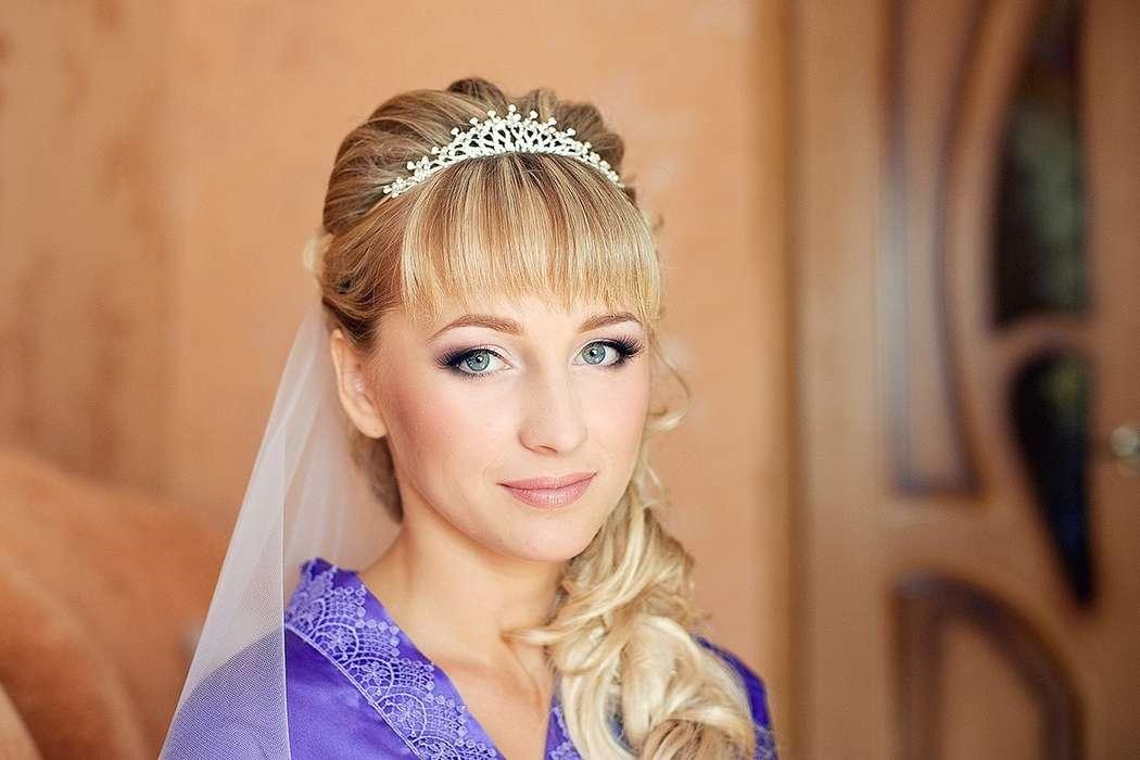 Фото 5795714 в коллекции Свадебный макияж - Визажист Наталья Виноградова