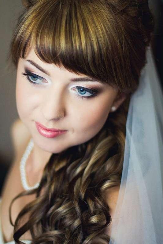 Фото 5795738 в коллекции Свадебный макияж - Визажист Наталья Виноградова