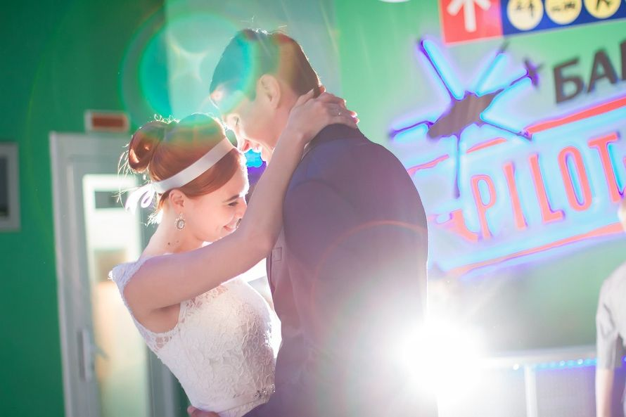 Фото 10494938 в коллекции Свадьба на высоте полета! - Развлекательный центр Пилот
