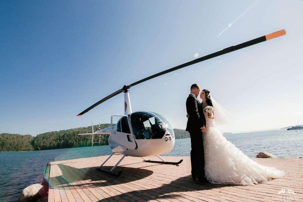 Фото 10494946 в коллекции Свадьба на высоте полета! - Развлекательный центр Пилот