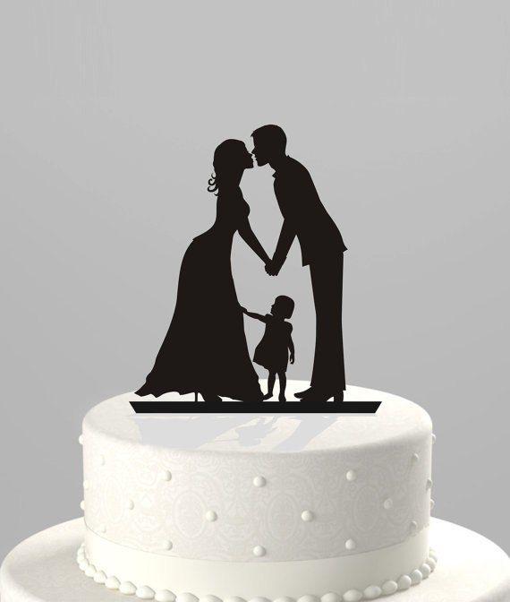 Шаблон жениха и невесты для торта фото