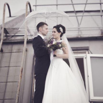 Видеосьемка Свадьба для двоих и регистрация