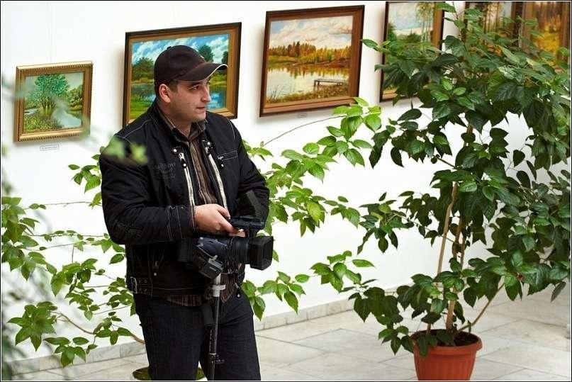 Фото 10568912 в коллекции на съемках - Видеограф Сергей Пронин