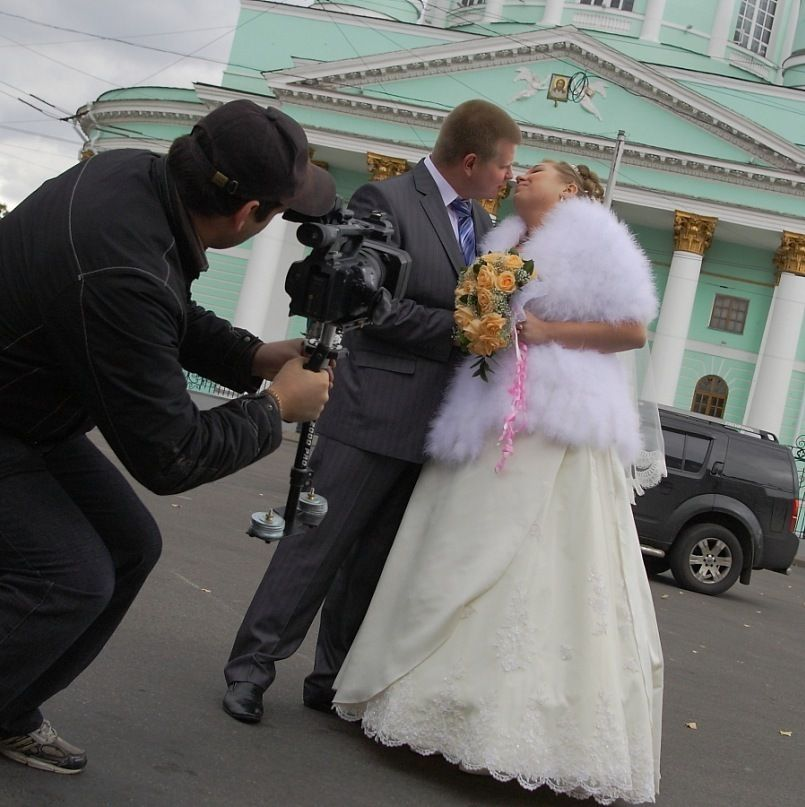 Фото 10568928 в коллекции на съемках - Видеограф Сергей Пронин
