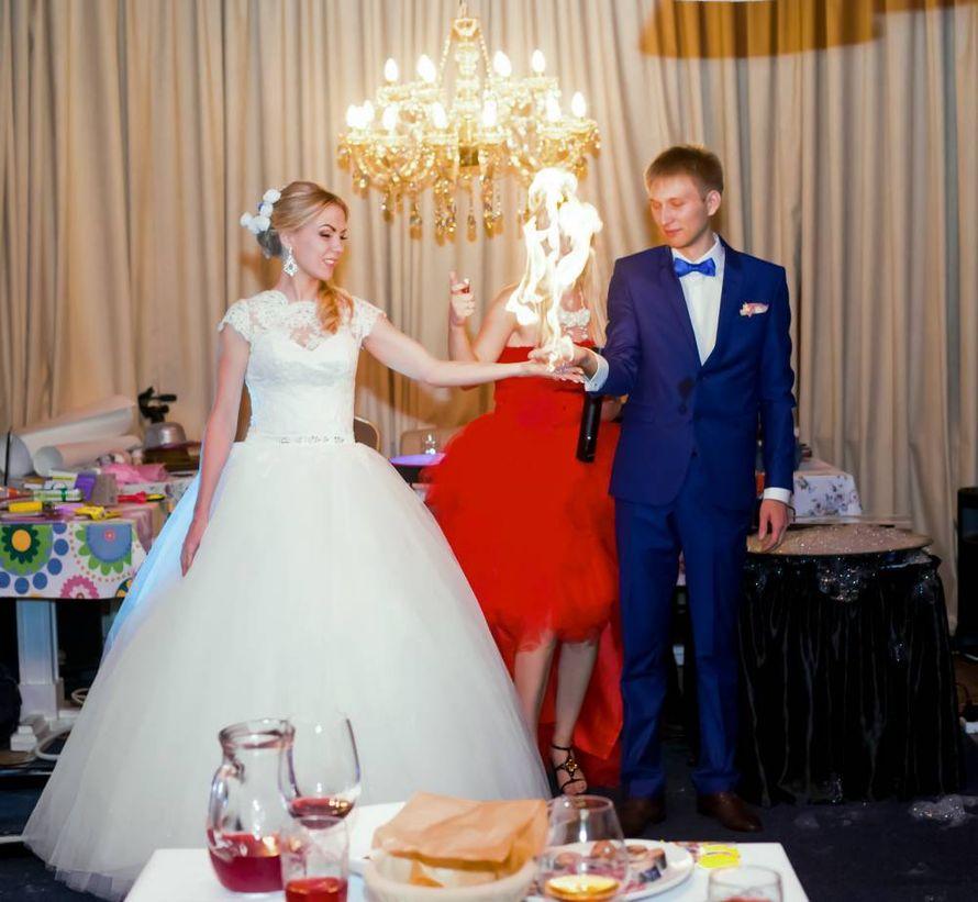 """Фото 12077250 в коллекции Свадебное шоу пузырей - Шоу мыльных пузырей """"Магия"""""""