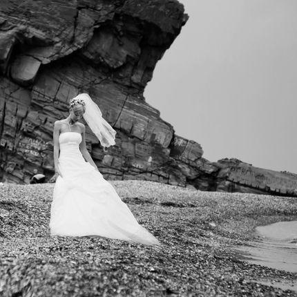 Декорированные свадебные фотосессии и Love story