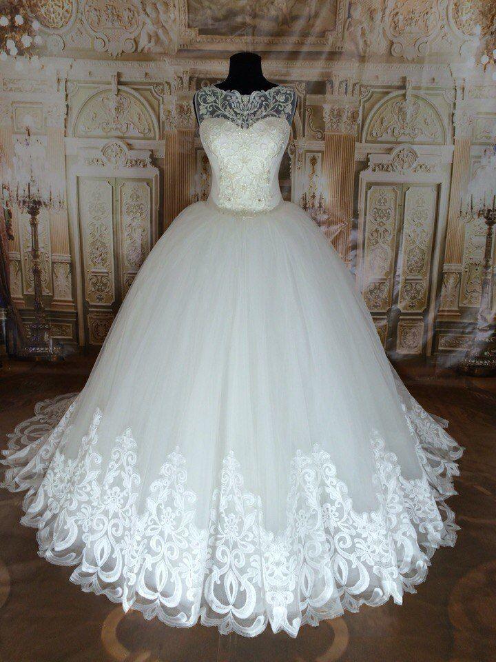 Свадебные платья в украине