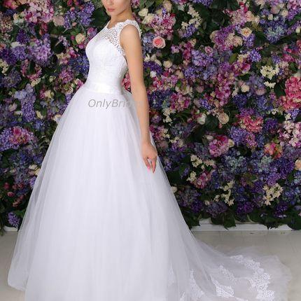 """Свадебное платье """"Цветущий Жасмин"""""""