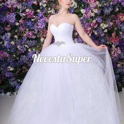 """Свадебное платье """"Облако"""""""