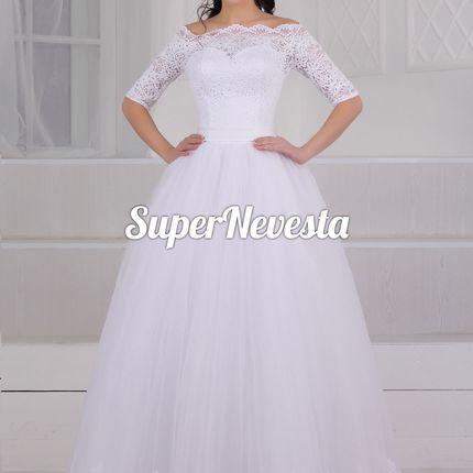 """Свадебное платье """"Каллисто"""""""