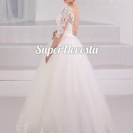 """Свадебное платье """"Клио"""""""