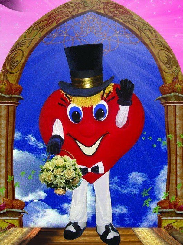 Картинки гелика, ростовая кукла сердце живая открытка
