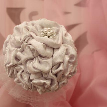 Букет-дублер невесты на заказ, ручная работа