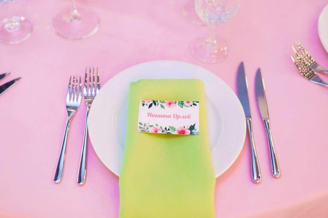 """Фото 10618158 в коллекции Салатный и розовый - Студия декора """"Аллиум"""""""
