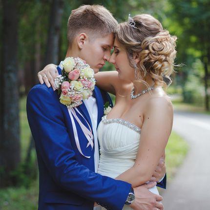 Фотосъёмка неполного свадебного дня, от 2 часов