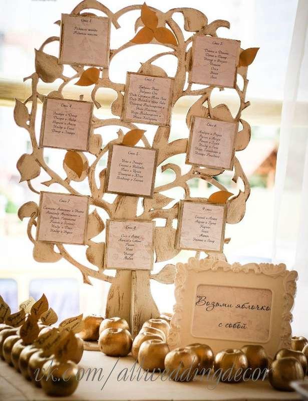 """Фото 10691662 в коллекции То что Вам необходимо для свадебного декора - Свадебный декор от компании """"Мышкин Дом"""""""