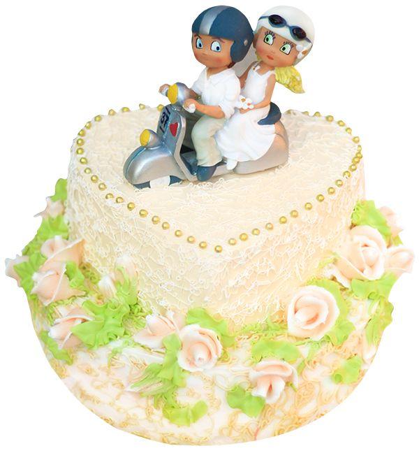 """Фото 10709064 в коллекции Свадьба - """"Торты Риат"""" - кондитерские изделия"""