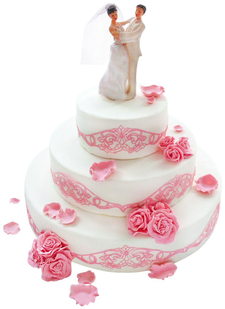 """Фото 10709066 в коллекции Свадьба - """"Торты Риат"""" - кондитерские изделия"""