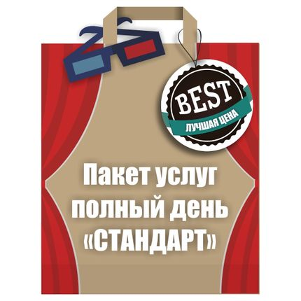"""Видеосьёмка Полный день """"Стандарт"""""""