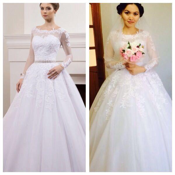 """Фото 10716432 в коллекции Свадебные платья в Таразе - Салон """"Я невеста"""""""