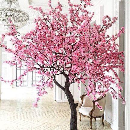 Розовая сакура в аренду, цена за 1 шт