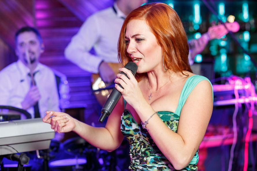 Выступление певицы на торжестве