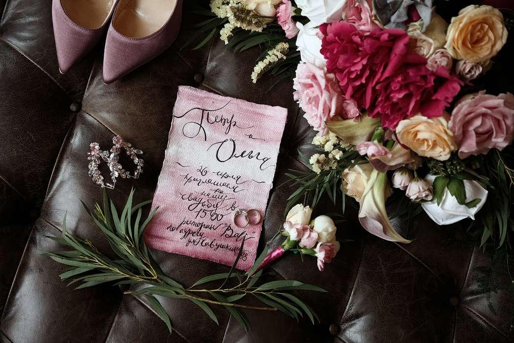 """Фото 17767990 в коллекции Портфолио - Студия полиграфии """"Cute wedding"""""""