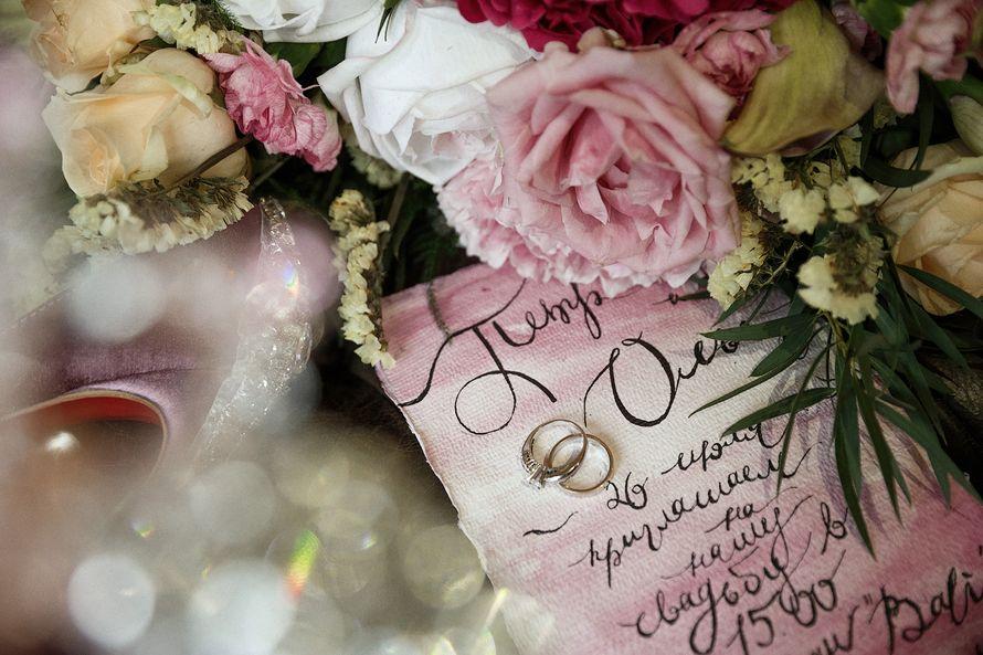 """Фото 17768044 в коллекции Примеры индивидуально разработанных приглашений - Студия полиграфии """"Cute wedding"""""""