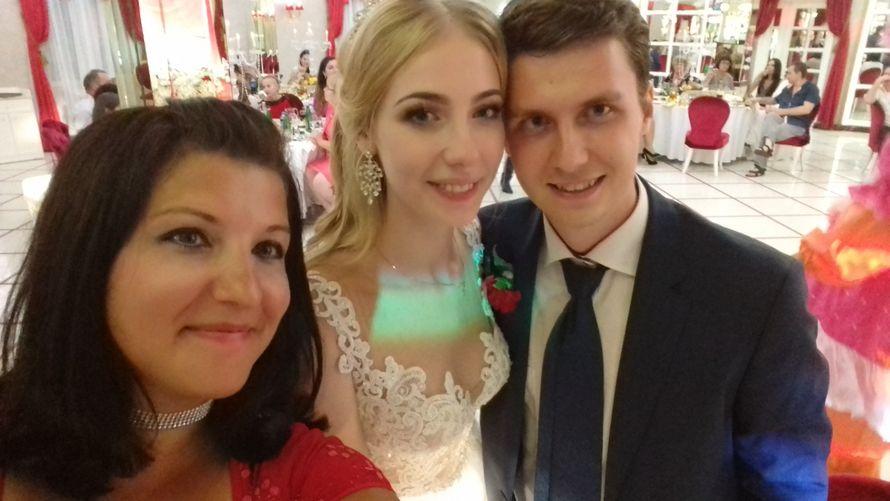 Свадьба Алены и Андрея!!! - фото 16527492 Ведущая Марина Rogova