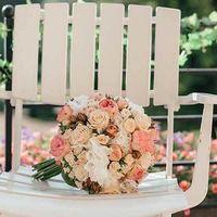 Букет невесты из роз.
