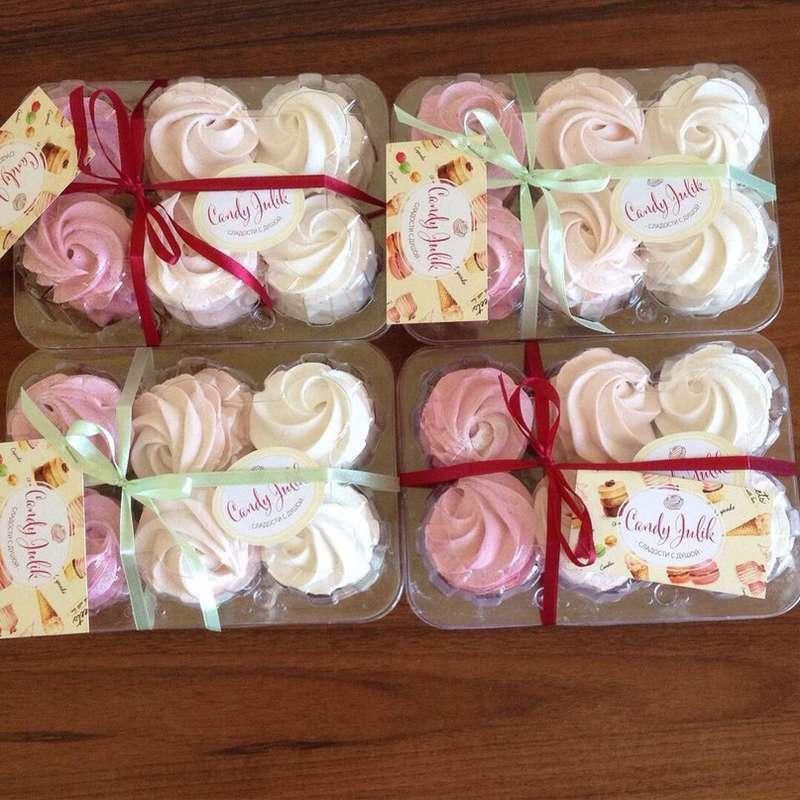 Фото 11647038 в коллекции Торты, пирожные, сладкие наборы - Кондитерская Candy Julik