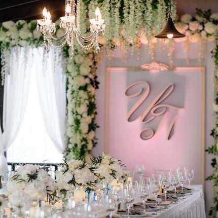 Оформление свадебных и корпоративных мероприятий