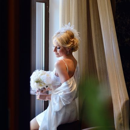 """Организация свадьбы под ключ """"Все сама"""""""