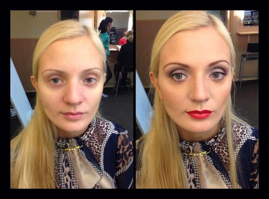 Фото 10883470 в коллекции Свадебный макияж - Визажист-стилист Кристина Куприянова