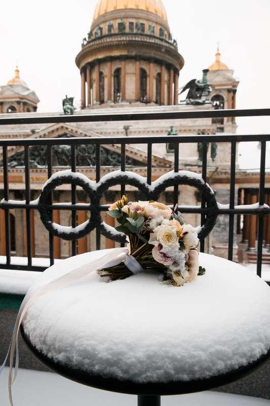 Фото 17463558 в коллекции Петр и Анна 20.01.2018 г - Организация свадеб и частных мероприятий B&W