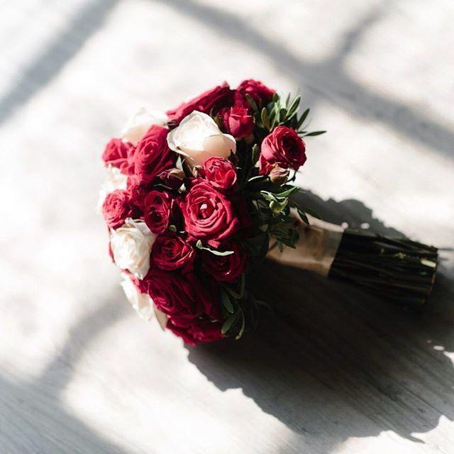 Букет нашей невесты - фото 11096716 Флорист Савинова Виктория