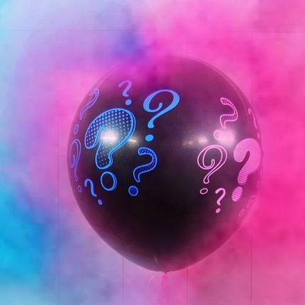 Шоу Gender Reveal Party - узнать пол будущего малыша