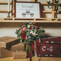 Здесь, в сейф, с секретным кодом, гости складывали свои подарки.