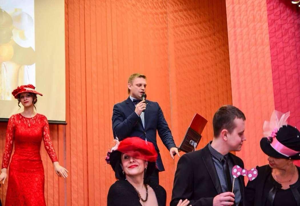 Фото 10997906 в коллекции Свадьба в Гомеле. Банкет. Ведущий на свадьбу. - Ведущий Юра Лепший